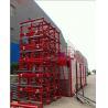 Buy cheap Lifting Construction Hoist Parts 2700kg / 3200kg Case Load Capacity product