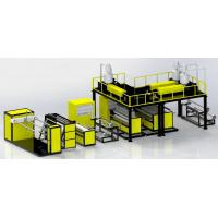 Buy cheap High Output Stretch Film Manufacturing Machine With Movement Stable product