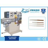 Buy cheap Copper / Aluminum Tube Butt Welding Machine Automatic HWASHI 8-10 Years Service Life product