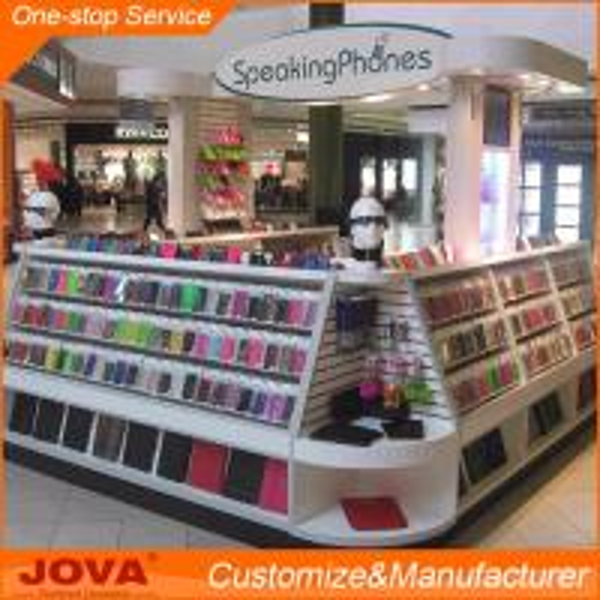 Shopping mall phone cases kiosk retail customized furniture design for  mobile shop 1e779ab0c931