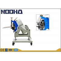 Buy cheap High Efficient Pipe And Plate Beveling Machine With Trolley 0.4KW product