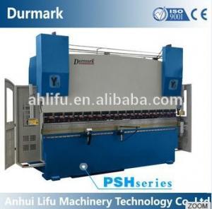 Buy cheap WC67K-400T4000 3+1 axis press brake big hydrauluc press brake product