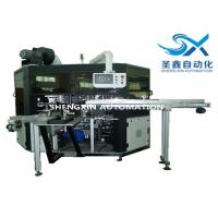 Caps Cups Tubes RotaryScreen Printing Machine Multicolor High Speed Printing