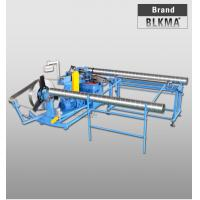 Buy cheap HAVC Galvanized steel spiral round duct forming machine product