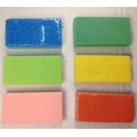 Buy cheap pu pumice sponge nail salon foot scrub product
