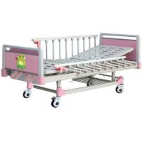 Buy cheap Four Crank Luxury Height Adjustable Pediatric Hospital Beds For Baby product