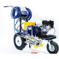 Buy cheap Petrol Engined Road Line Marking Machine 4.0L/Min Delivery Rate product