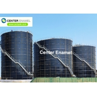 Buy cheap Bolted Steel Sewage Holding Tanks AndEffluent Holding Tanks product