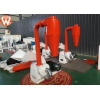 Buy cheap 11KW Hammer Mill Animal Feed Crusher 3200r/Min Spindle Speed 1650×820×1200mm product
