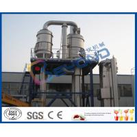 Buy cheap SUS304 SUS316 Forced Circulation Evaporator / Multiple Effect Evaporator For Juice Industry product