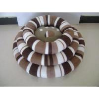 Buy cheap Round Fleece Dog Bed product