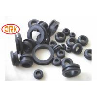 Buy cheap Anti Age Coloured Electrical Custom Rubber Grommet Exccellent Fatigue Resistance product