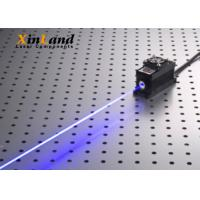 Buy cheap TEC Cooled Collimated DPSS Laser Kit product