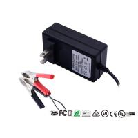 Quality 2 Years Quality Assurance Sealed Lead Acid Battery Charger 4.2V 8.4V 12.6V 14.4V for sale