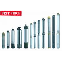 """Buy cheap 2"""" 3"""" 4"""" 5"""" 6"""" Stainless Steel Multiple Stage Deep Well Electric Submersible from wholesalers"""
