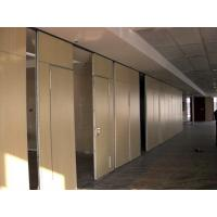 Buy cheap Aluminum Collapsible Acoustic Removable Partition Wall For Conference Room from wholesalers