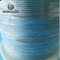 Buy cheap CE Approved FeCrAl Alloy NiCr2080 Heating Flat Wire For Sealing Machine product