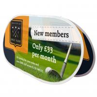 Buy cheap Weatherproof Popup A Frame Banners For Event Marketing , Custom Fabric Banners product