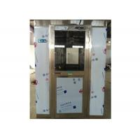 Buy cheap Auto Far Infrared Sensor Stainless Steel Air Shower Room For Seafood Workshop product