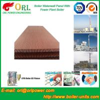 Buy cheap Longitudinal Membrane Water Wall Thermal Insulation ISO9001 Certification from wholesalers