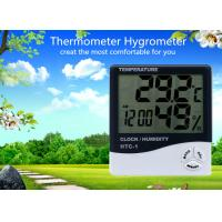 Buy cheap Household Digital Temperature And Humidity Meter product