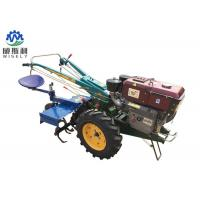 Buy cheap Small Modern Farming Machines Hand Walk Behind Tractor Double Sided Plough product