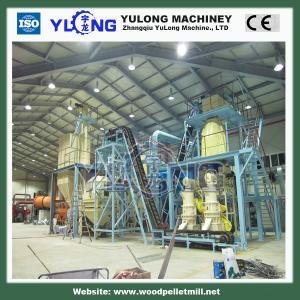 Buy cheap 2-3T/H wood pellet production line/biomass pellet making line product
