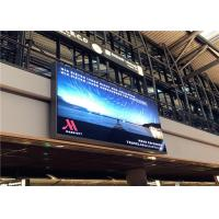 Buy cheap P4 Digital Advertising Display Screens , Full Color Smd Led Display Screen Indoor product