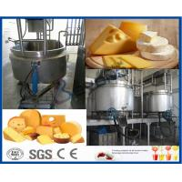 Buy cheap Pasteurized SUS316 Dairy Cheese Making Machine Sanitary product