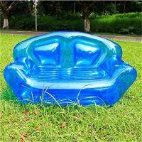Buy cheap Summer Home Garden Inflatable Kids Toys Double Perosn Sofa Bed / Outdoor Indoor Beach Chairs product
