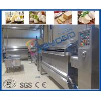 Buy cheap 380V / 110V / 415V Industrial Cheese Making Equipment For Cheese Production Process product