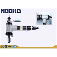 Buy cheap 88.9mm Self - Centering Pipe Chamfering Machine Compact Design product
