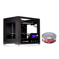 Buy cheap Large Volume High Accurate 3d Printer With Electric Fan Separate Control , Black from wholesalers