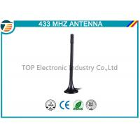Buy cheap GSM / GPRS 433MHz Antenna 3G SMA Connector With RG174 Cable Long Life from wholesalers
