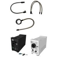 Buy cheap Precise Stereo Optical Microscope LED And Halogen Cold Fiber Illumination product