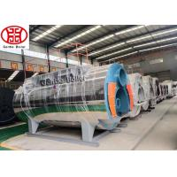 Buy cheap Energy Saving Industrial Oil Gas Steam Boiler Fully Automatic Fire Tube For Heating product