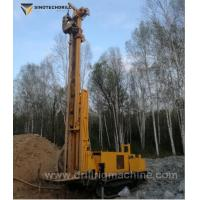 Quality Crawler Mounted and Full Hydraulic Water Well Drilling Rig for More Complex for sale