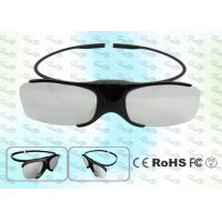 Buy cheap Light weighted 3D TV IR Active Shutter Glasses GH1000 product