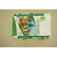 Buy cheap Biodegrable Plastic Packaging PP Woven Bags Flexo Printing For Flour Rice Sugar product