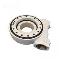 Buy cheap 5 inch dual axis slewing drive with 24v dc motor for 10Kw solar system product