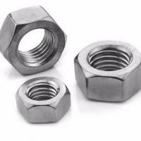 Buy cheap DIN 934 Stainless Steel Hex Nuts M16 Automotive / Heavy Industry Used product