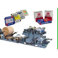 Buy cheap Block Bottom Type Sack Making Machine For Building Material Packing product