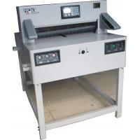 Buy cheap Electric Programmable Paper Cutting Machine 1200W With Two Motors 7205PX product