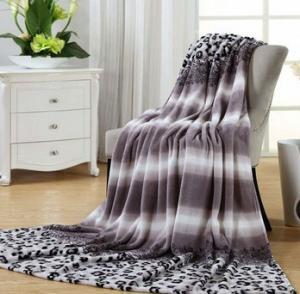 Buy cheap Cartoon Print Micro Fiber Blanket Fleece 1kg , Soft 100% Polyester Blanket product