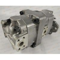 Buy cheap Durable Hydraulic Water Gear Pump For Loader 705-52-30280 705-52-30281 from wholesalers