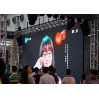 Buy cheap P4.81 External LED Screen , Stage Rental LED Display 1/13 Scan Driving product