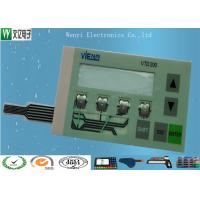 Buy cheap Custom design Metal Dome Switch One Dimple With 250g Membrane Keypad Assembly product