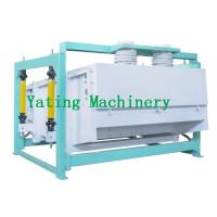 Buy cheap Rotary Spin Vibration Sieve Machine 20t/h Grain Cleaning Machine product