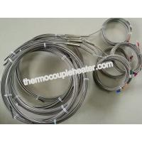 Buy cheap 6Mm Diameter Mineral Insulated Thermocouple Cable SS316/310/ Inconel 600 product