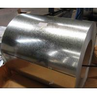 Buy cheap Prepainted Hot Dipped Galvanized Steel Coils DX51 SPCC Grade For Boiler Plate product